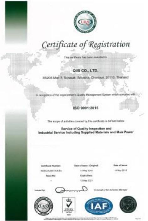 QIIS Quality system